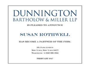 susan-rothwell-new-partner-announcement